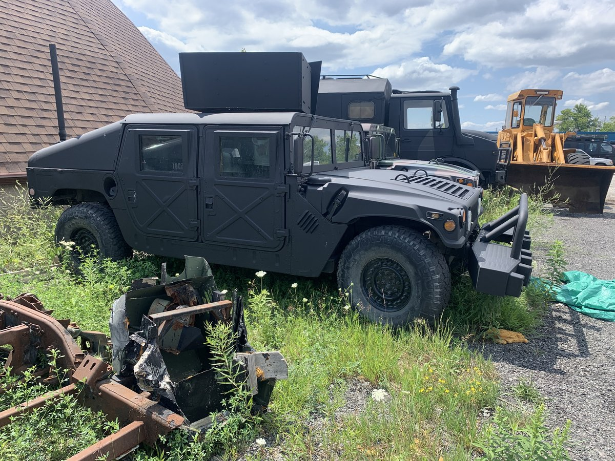 1985 Military Humvee For Sale (picture 2 of 2)