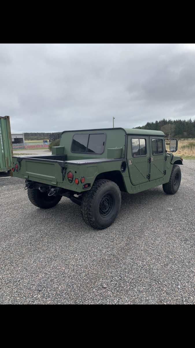 1986 Immaculate military HUMVEE For Sale (picture 1 of 5)