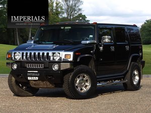 200454 HUMMER H2 LEFT HAND DRIVE