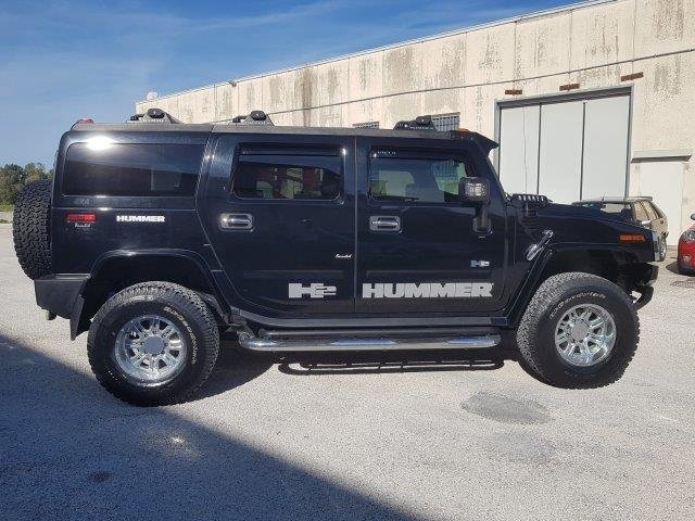 2006 H2 6.0 V8 LUXURY FULL OPTIONAL -KM 9.700- For Sale (picture 2 of 6)
