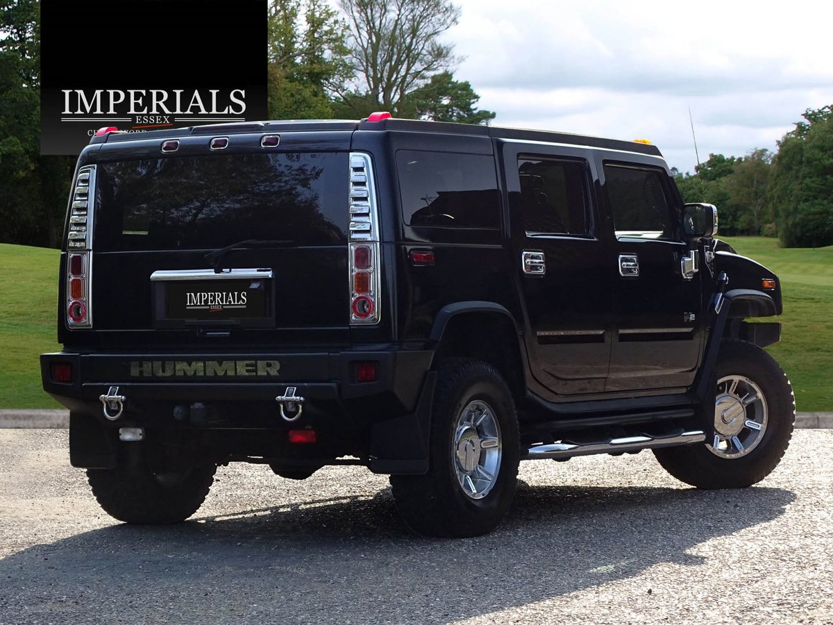 200454 HUMMER H2 LEFT HAND DRIVE For Sale (picture 5 of 20)