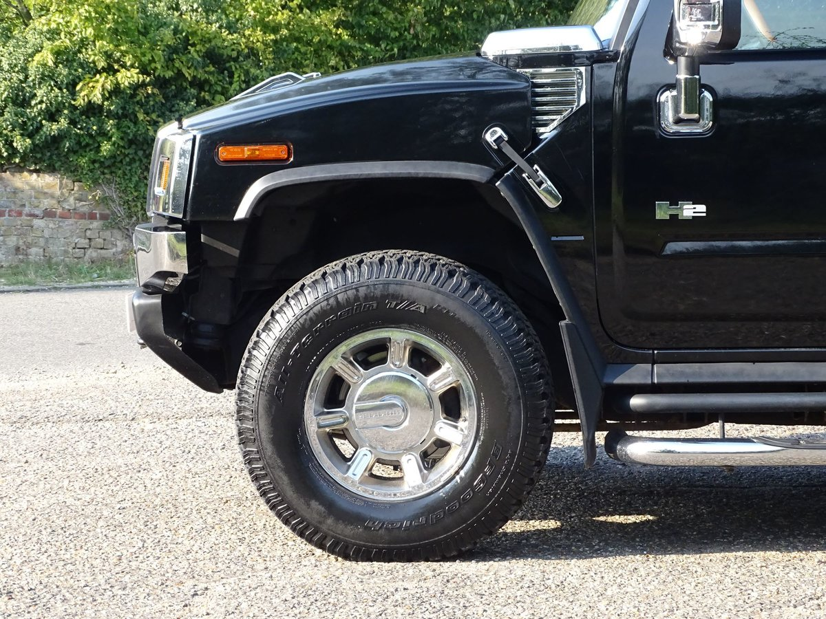 200454 HUMMER H2 LEFT HAND DRIVE For Sale (picture 6 of 20)