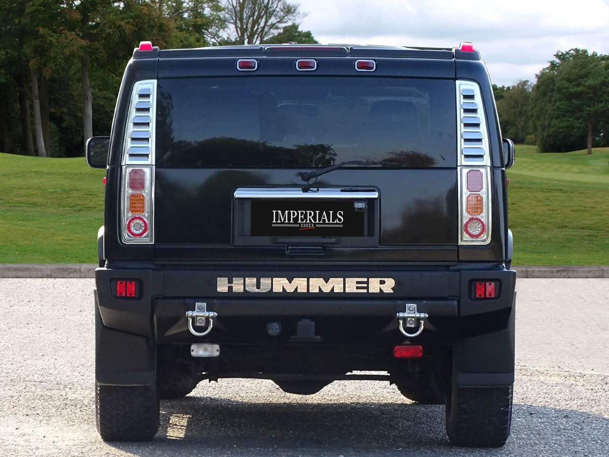 200454 HUMMER H2 LEFT HAND DRIVE For Sale (picture 11 of 20)