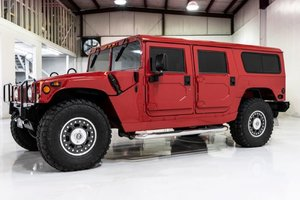 Picture of 1995 Hummer H1 4 Passenger Wagon | One of only 608 Wagons SOLD
