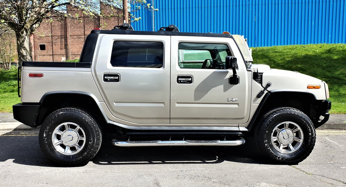 2005 HUMMER H2 SUT LUX LPG IN EXCELLENT CONDITION MUST BE SEEN For Sale (picture 4 of 12)