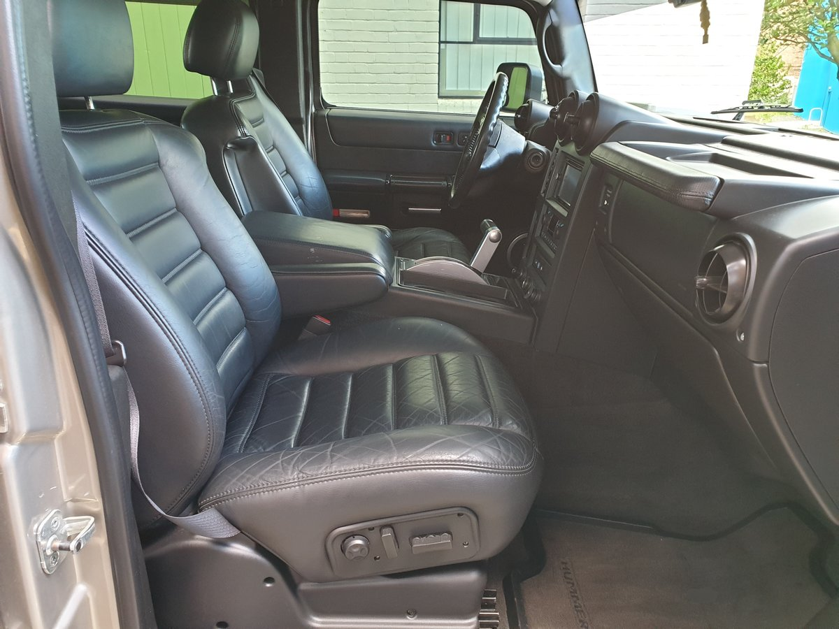 2005 HUMMER H2 SUT LUX LPG IN EXCELLENT CONDITION MUST BE SEEN For Sale (picture 8 of 12)