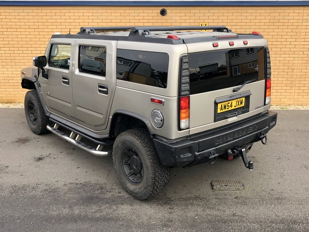 2005 HUMMER H2 // 6.0L // V8 // AMERICAN MONSTER // px swap For Sale (picture 5 of 18)