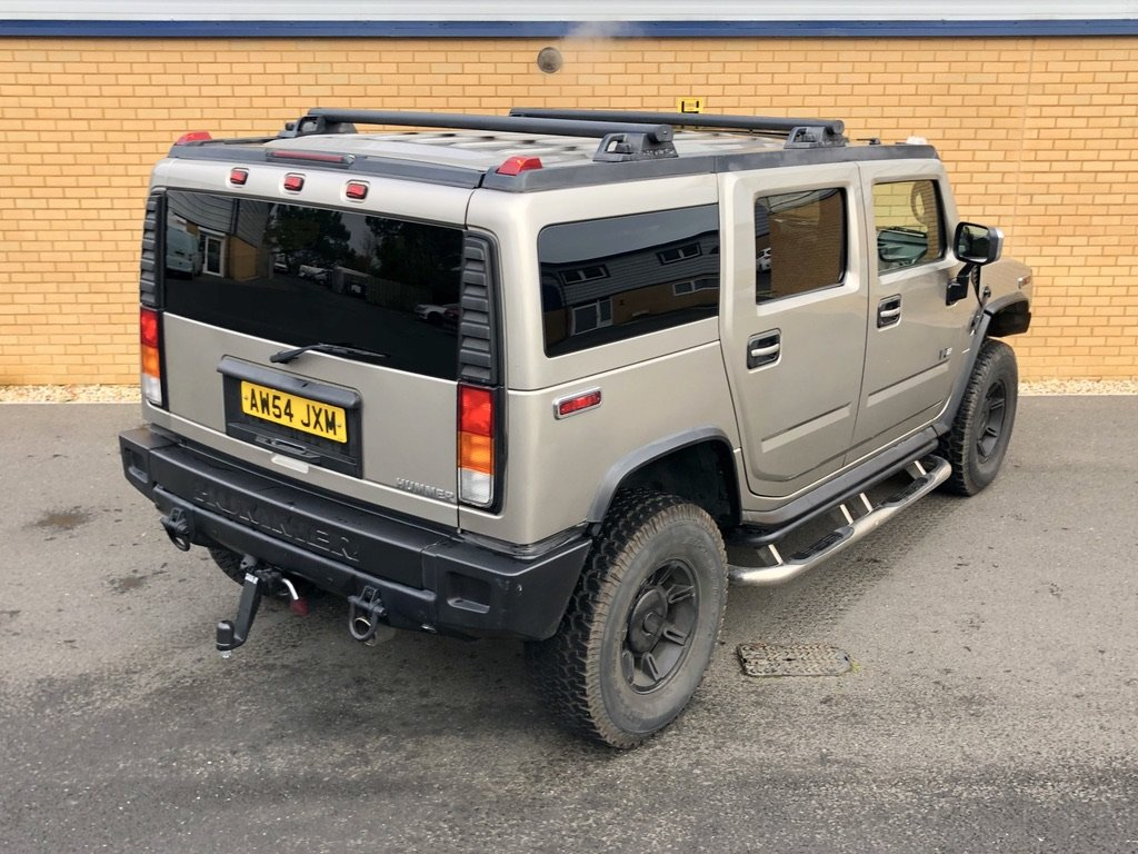 2005 HUMMER H2 // 6.0L // V8 // AMERICAN MONSTER // px swap For Sale (picture 6 of 18)
