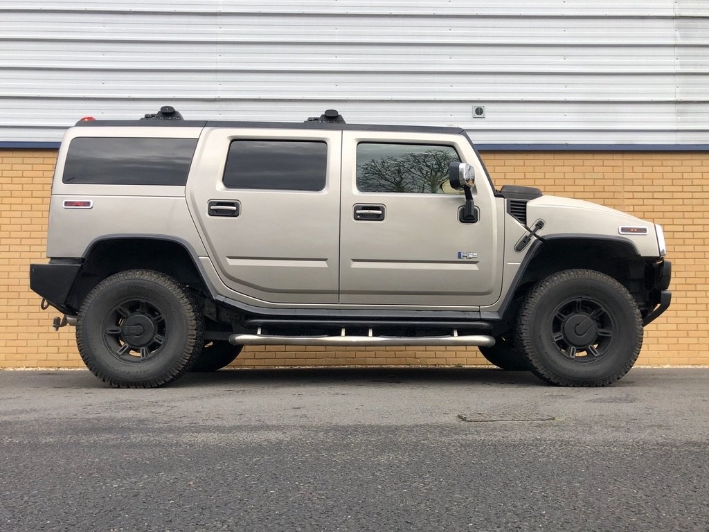 2005 HUMMER H2 // 6.0L // V8 // AMERICAN MONSTER // px swap For Sale (picture 8 of 18)