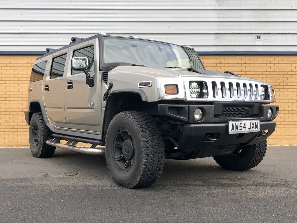 2005 HUMMER H2 // 6.0L // V8 // AMERICAN MONSTER // px swap For Sale (picture 9 of 18)