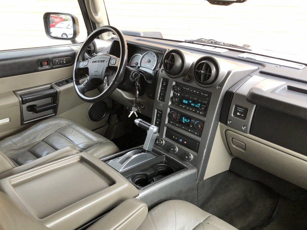HUMMER H2  2005 // 6.0L V8 // SUV // LPG For Sale (picture 11 of 20)