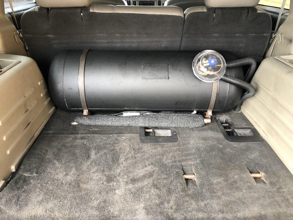 HUMMER H2  2005 // 6.0L V8 // SUV // LPG For Sale (picture 16 of 20)