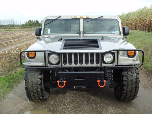2001 HUMMER H1 new price (45.000 euro) For Sale (picture 1 of 6)