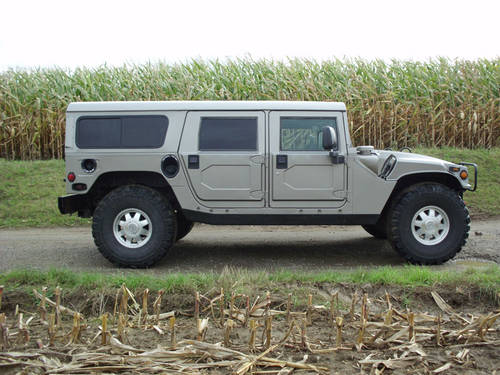 2001 HUMMER H1 new price (45.000 euro) For Sale (picture 2 of 6)