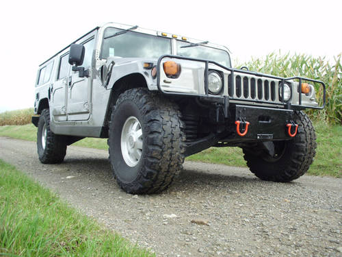 2001 HUMMER H1 new price (45.000 euro) For Sale (picture 6 of 6)