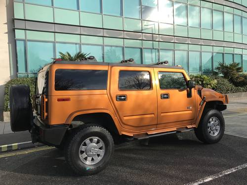 2006 Hummer H2 6.0 Luxury For Sale (picture 4 of 6)