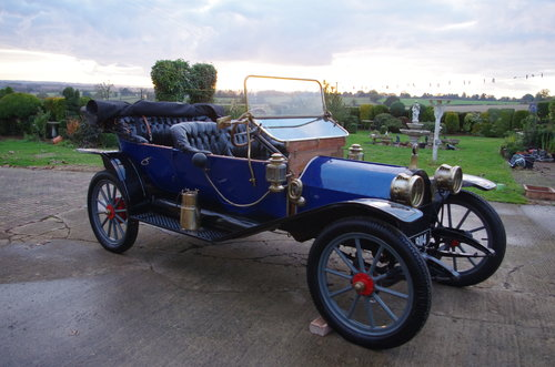 Hupmobile model 20 1911 4 seater SOLD (picture 1 of 6)