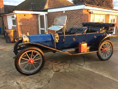 Hupmobile model 20 1911 4 seater SOLD (picture 5 of 6)