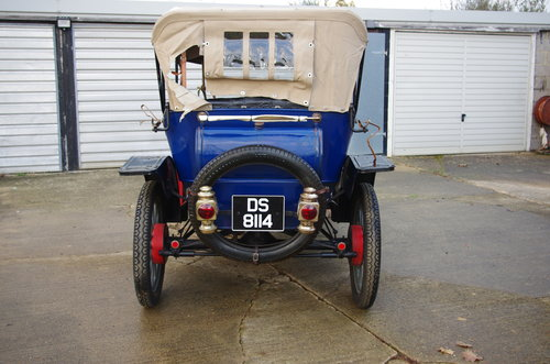 Hupmobile model 20 1911 4 seater SOLD (picture 6 of 6)