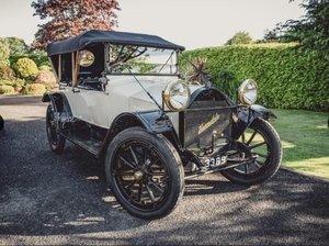1915 Hupmobile model ha (family owned since new)