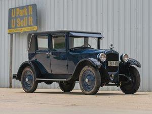 1925  Hupmobile R-15 Five-Passenger Club Sedan