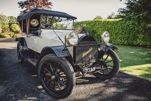 1915 Hupmobile Model HA Tourer