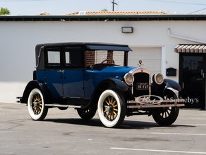 1925  Hupmobile Model R 1415 Club Sedan