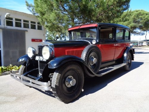 1928 Hupmobil M-8 Portuguese historic car For Sale (picture 1 of 6)