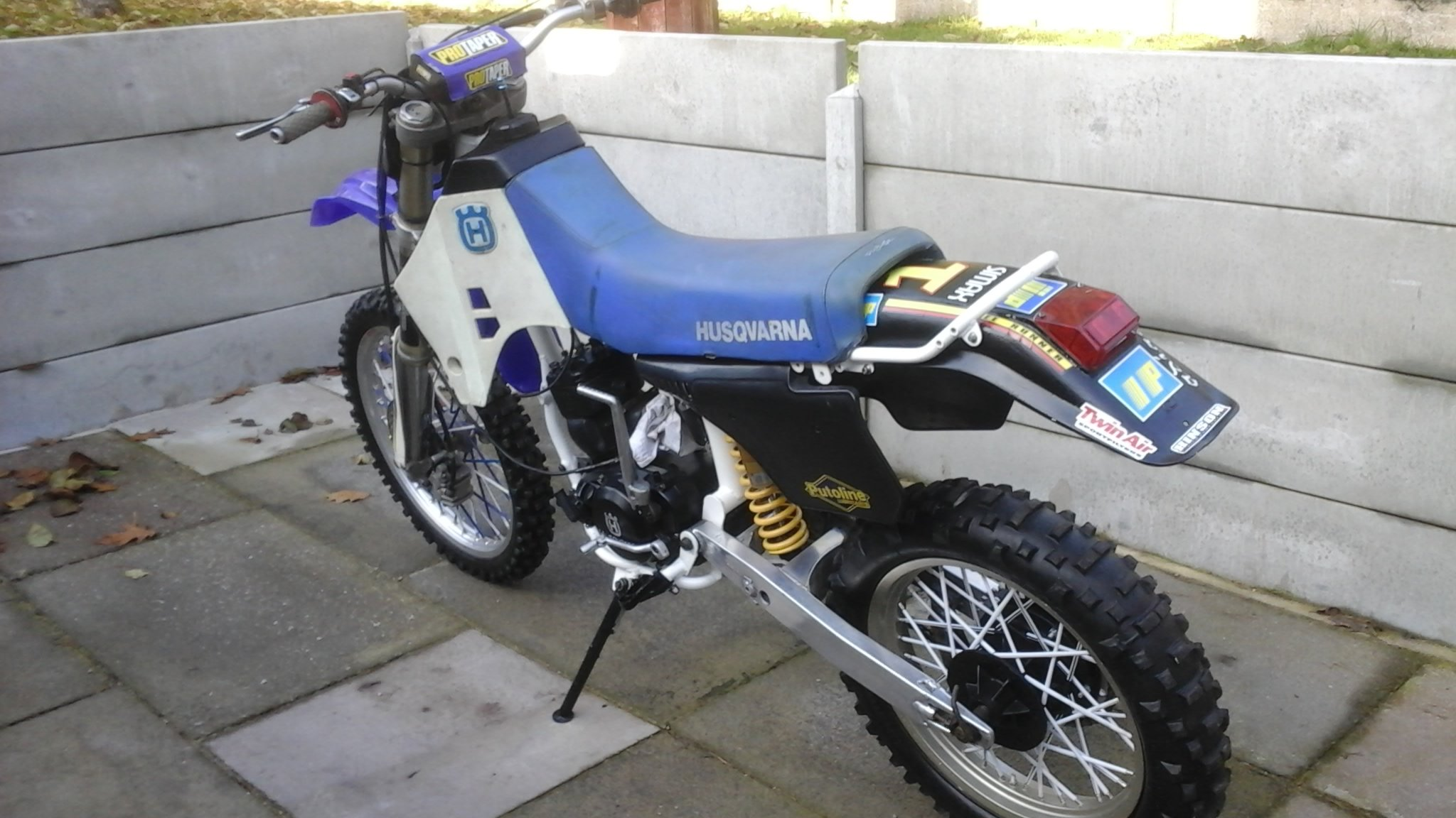 1996 Husqavarna wr 400 lc SOLD (picture 2 of 6)