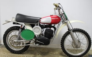 Picture of 1967 Husqvarna 250 cc Bolt Up Moto Cross Excellent SOLD