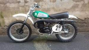 HUSQVARNA CR 400 1974, ORIGINAL