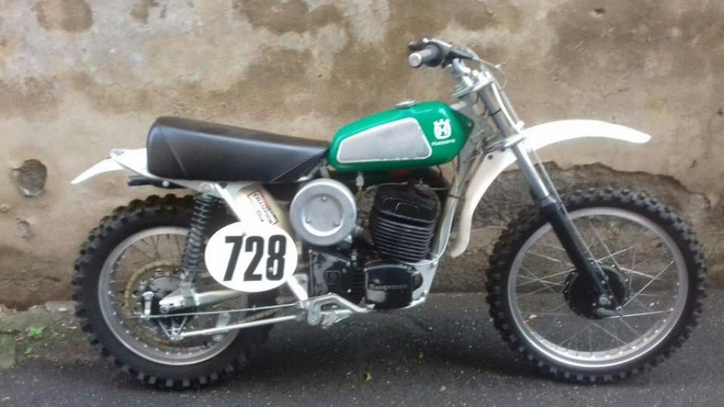 HUSQVARNA CR 400 1974, ORIGINAL For Sale (picture 2 of 6)