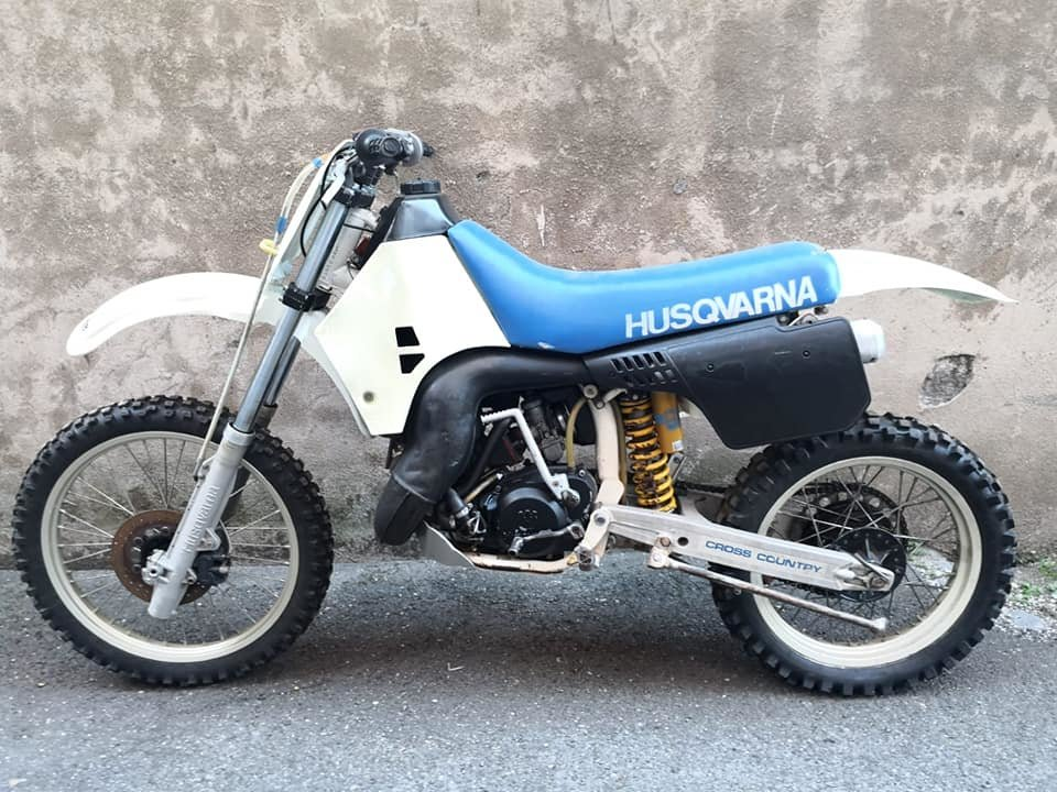 1987 HUSQVARNA XC 430 2200 EURO For Sale (picture 1 of 6)