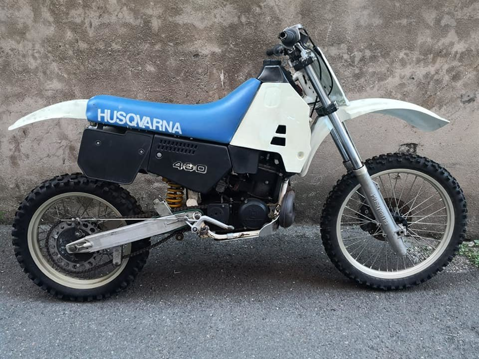 1987 HUSQVARNA XC 430 2200 EURO For Sale (picture 2 of 6)