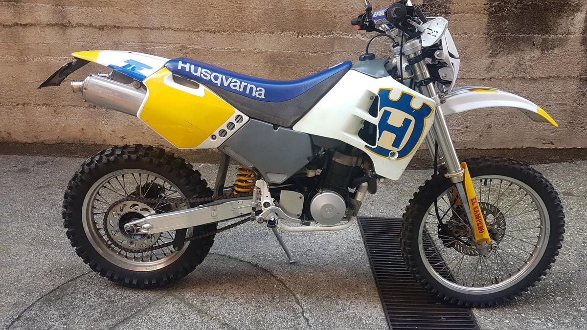 1993 Moto Husquarna TE 610 For Sale (picture 1 of 6)