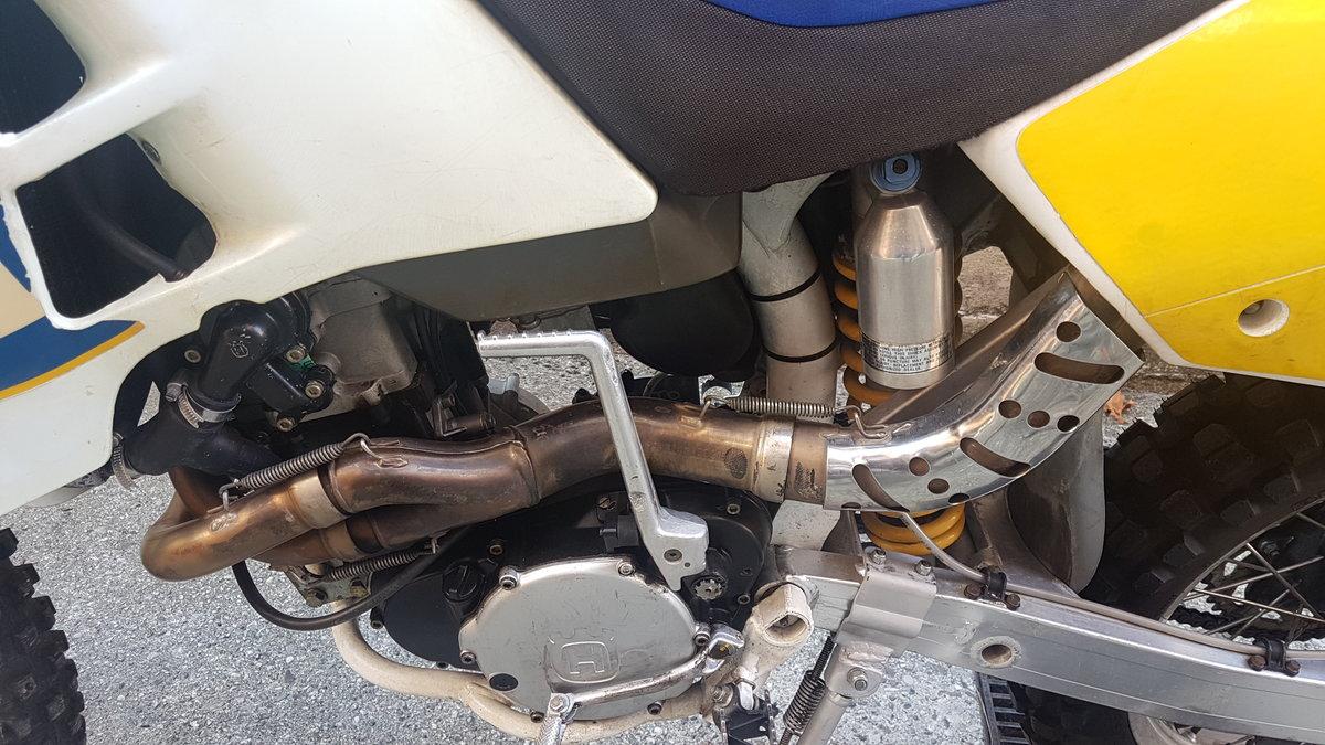 1993 Moto Husquarna TE 610 For Sale (picture 5 of 6)