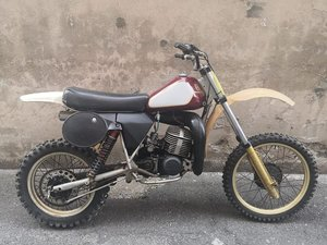 1982 HUSQVARNA CR 430 OFFICIAL KIT 480 SPECIAL PRICE 4000 EURO For Sale
