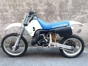 HUSQVARNA CR XC 430 1987 SPECIAL PRICE 2200 EURO For Sale