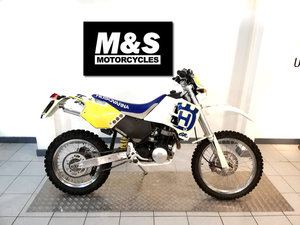 Picture of 1995 Husqvarna 610TE