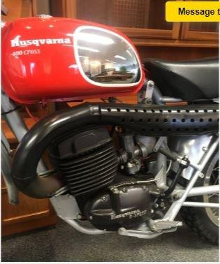 HUSQVARNA 400-8 SPEED BAJA 1971 For Sale (picture 3 of 5)