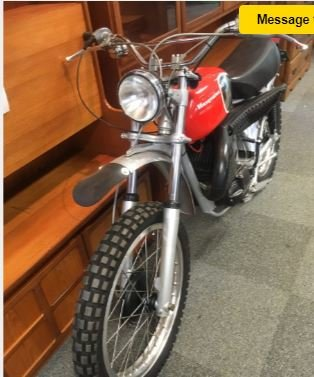 HUSQVARNA 400-8 SPEED - PREPARED FOR THE BAJA 1000 IN 1971 For Sale (picture 4 of 5)