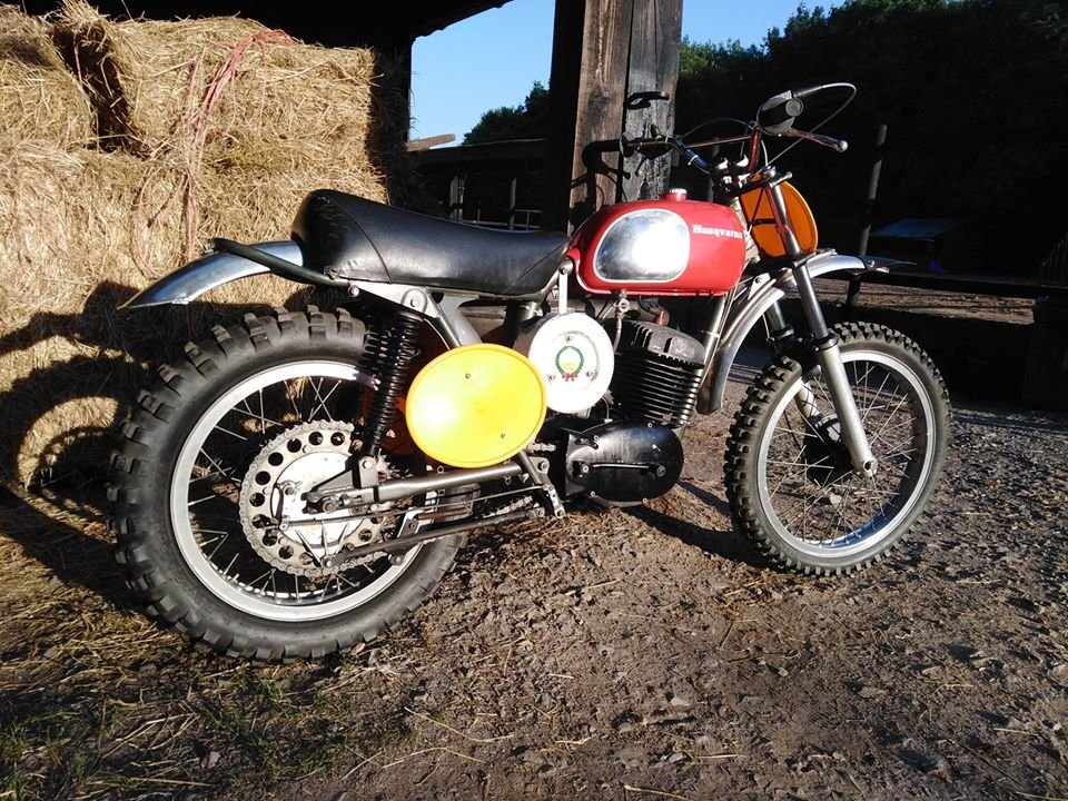 Husqvarna cr400 cross 1970 For Sale (picture 4 of 6)