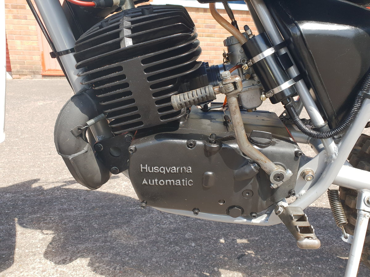 1979 Husqvarna 390 WR Automatic For Sale (picture 3 of 4)