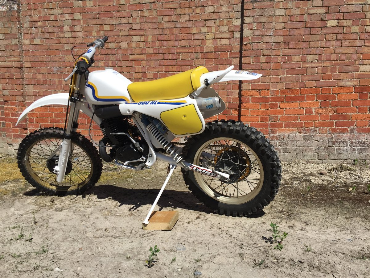 1983 Husqvarna 500 xc For Sale (picture 2 of 5)