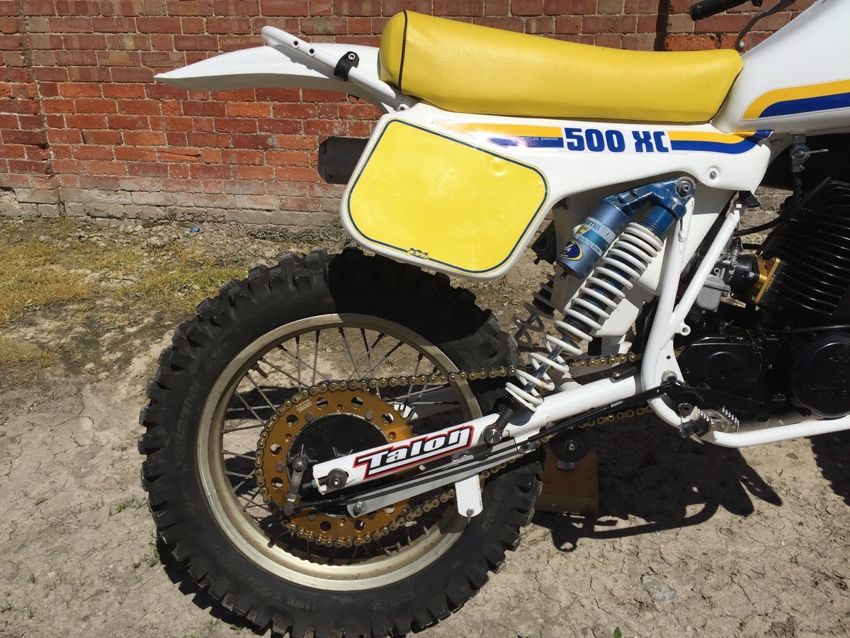1983 Husqvarna 500 xc For Sale (picture 4 of 5)