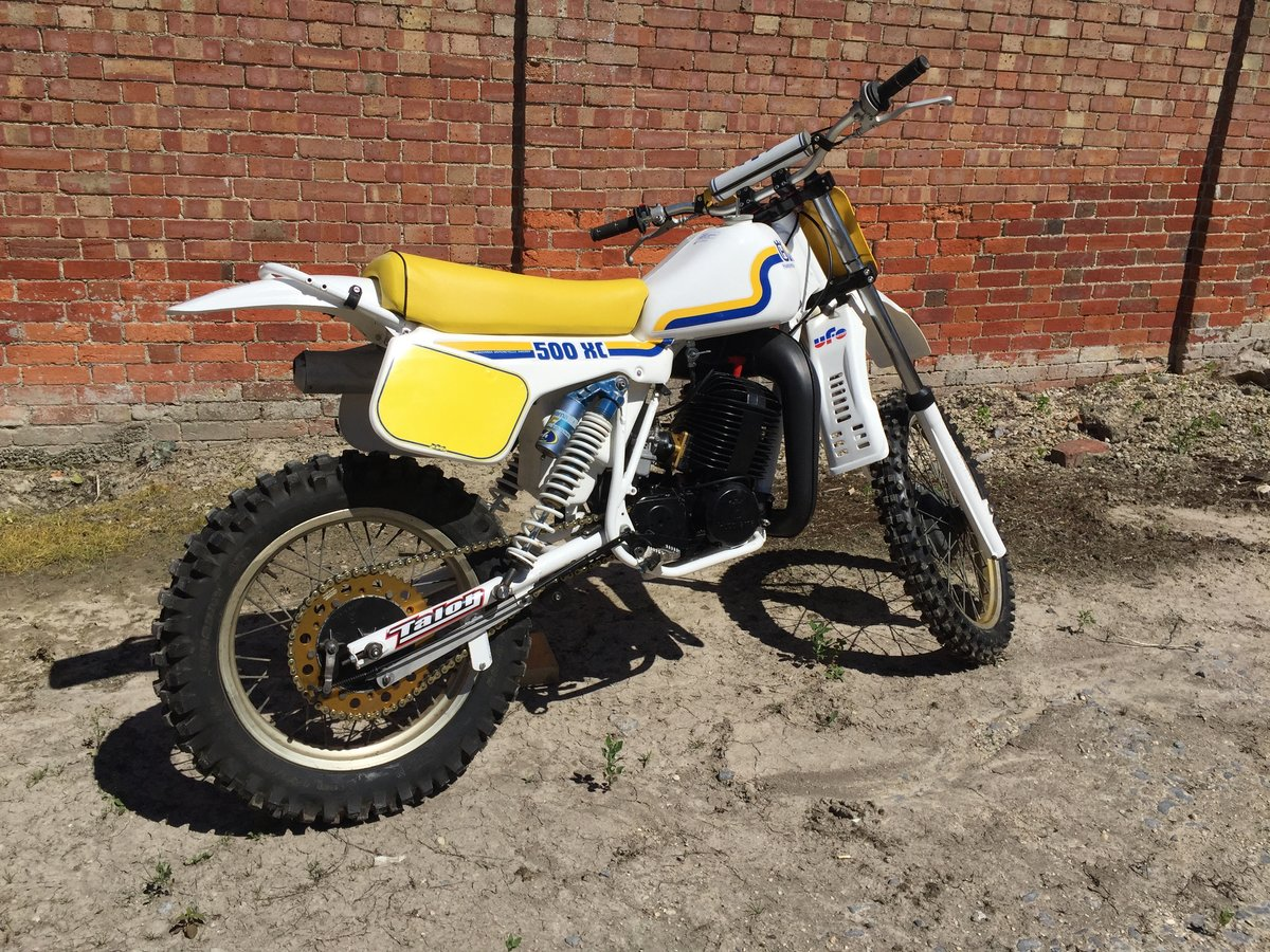 1983 Husqvarna 500 xc For Sale (picture 5 of 5)