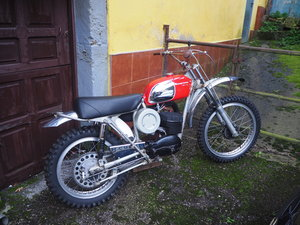 Husqvarna 250 Cross 8 Speed