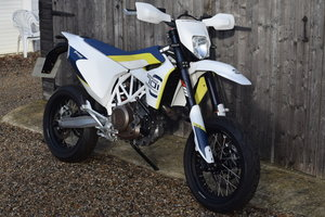 Picture of Husqvarna 701 SuperMoto (Akrapovic Tuning Kit) 2018 18 Reg SOLD