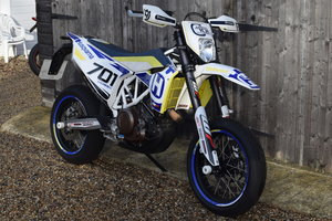Picture of Husqvarna 701 SuperMoto (Akrapovic Tuning Kit) 2017 17 Reg SOLD