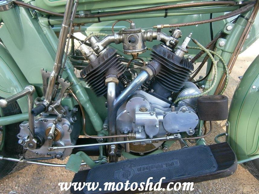 Husqvarna 145 with sidecar from 1916.Spectacular combination For Sale (picture 8 of 12)